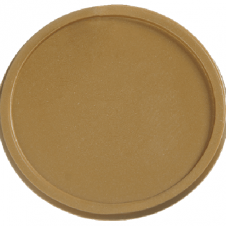 48mm Plain Gold Tokens