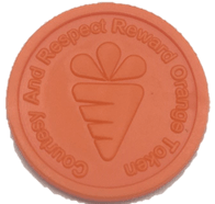 25mm-orange-carrot-reward-tokens-tokensfor