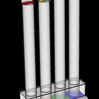 94mm-Floor-Standing-4-Tube-Unit
